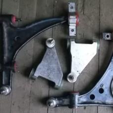 Восстановление рычагов передней подвески Alfa Romeo 166 (комплект)