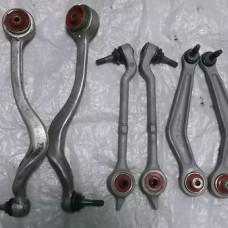 Восстановление рычагов подвески BMW e39 (комплект)