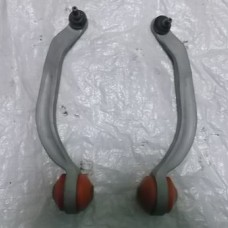Восстановление нижних кривых рычагов подвески Volkswagen Passat B5